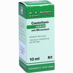 Abbildung von Castellani- Viskos mit Miconazol Lösung 10 ml
