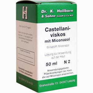 Abbildung von Castellani- Viskos mit Miconazol Lösung 50 ml