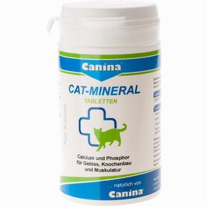 Abbildung von Cat Mineral Tabs Vet Tabletten 150 Stück