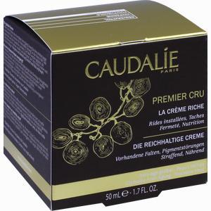 Abbildung von Caudalie Premier Cru Riche Creme 50 ml