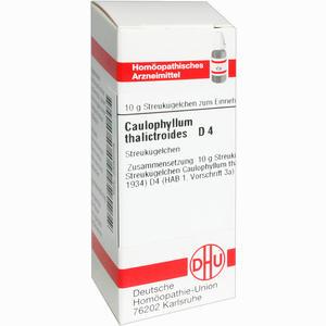 Abbildung von Caulophyllum Tha D4 Globuli 10 g