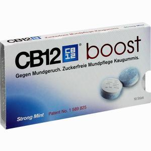 Abbildung von Cb12 Boost Kaugummi  10 Stück