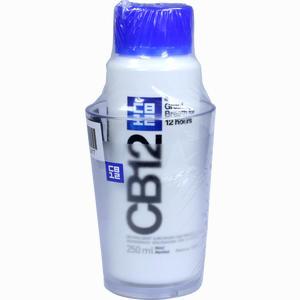 Abbildung von Cb12 Mundspülung 250 Ml Plus Zahnputzbecher Gratis Kombipackung 250 ml