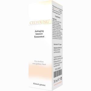 Abbildung von Celyoung Antiaging Intensiv Konzentrat 30 ml