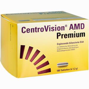 Abbildung von Centrovision Amd Premium Tabletten 180 Stück
