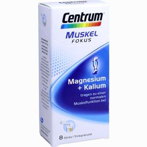 Abbildung von Centrum Magnesium + Kalium 8 Stück