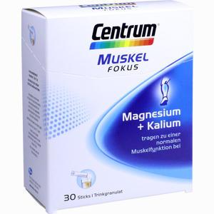 Abbildung von Centrum Magnesium + Kalium 30 Stück