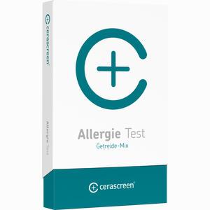 Abbildung von Cerascreen Allergie- Testkit (getreide- Mix)  1 Stück