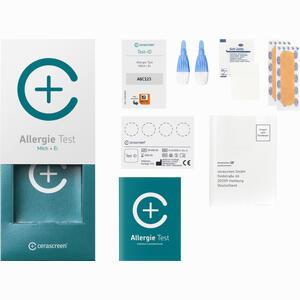 Abbildung von Cerascreen Allergie- Testkit (milch & Ei)  1 Stück