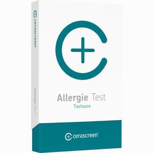 Abbildung von Cerascreen Allergie- Testkit (tierhaare)  1 Stück