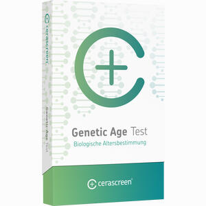 Abbildung von Cerascreen Genetic Age Test  1 Stück