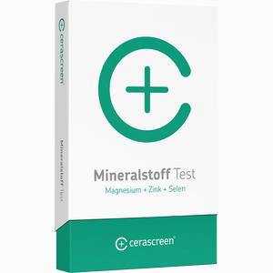 Abbildung von Cerascreen Mineralstoff- Analyse Test 1 Stück