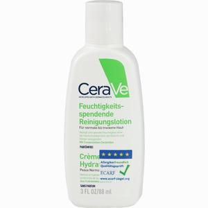 Abbildung von Cerave Feuchtigkeitsspendende Reinigungslotion  88 ml
