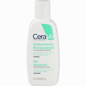 Abbildung von Cerave Schäumendes Reinigungsgel Gel 88 ml
