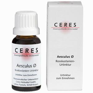 Abbildung von Ceres Aesculus Urt. Tropfen 20 ml