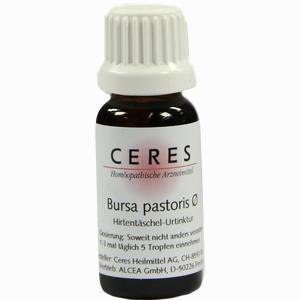 Abbildung von Ceres Bursa Pastoris Urt. Tropfen 20 ml