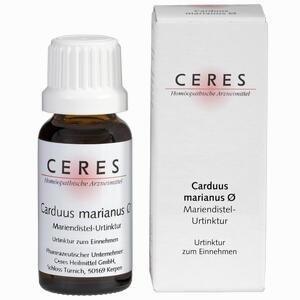 Abbildung von Ceres Carduus Marianus Urt. Tropfen 20 ml