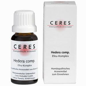 Abbildung von Ceres Hedera Comp. Tropfen 20 ml
