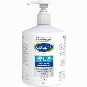 Abbildung von Cetaphil Pro Itch Control Clean Handreinigung Creme 500 ml
