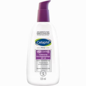 Abbildung von Cetaphil Pro Spot Control Mattierende Feuchtigkeitspflege Creme 120 ml