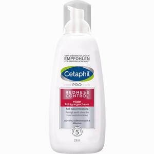 Abbildung von Cetaphil Redness Control Milder Reinigungsschaum 236 ml