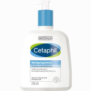Abbildung von Cetaphil Reinigungslotion  236 ml