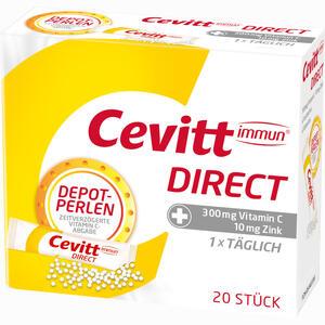 Abbildung von Cevitt Immun Direct Pellets 20 Stück