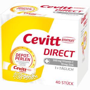Abbildung von Cevitt Immun Direct Pellets 40 Stück