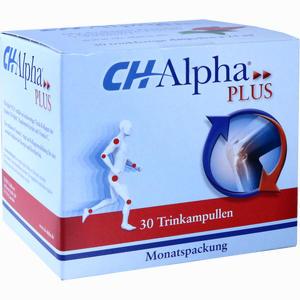Abbildung von Ch- Alpha Plus Trinkampullen 30 Stück