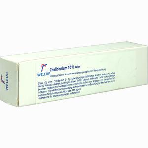 Abbildung von Chelidonium 10% Salbe 25 g