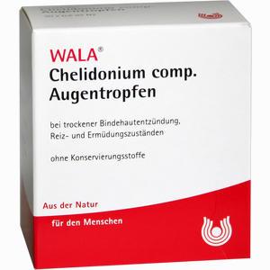 Abbildung von Chelidonium Comp. Augentropfen  30 x 0.5 ml