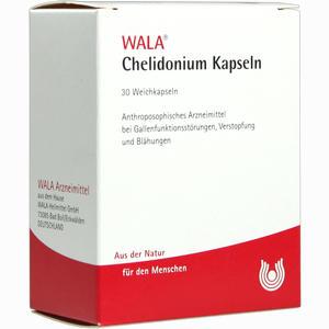 Abbildung von Chelidonium Kapseln  30 Stück