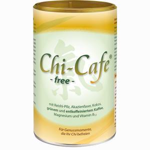 Abbildung von Chi- Cafe Free Dr. Jacobs Pulver 250 g
