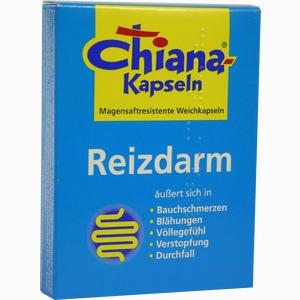 Abbildung von Chiana Kapseln mit Pfefferminzöl  48 Stück