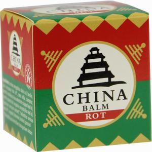 Abbildung von China Balm Rot  20 ml