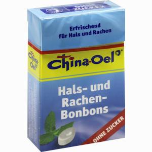Abbildung von China Öl Hals- und Rachenbonbons Ohne Zucker  40 g