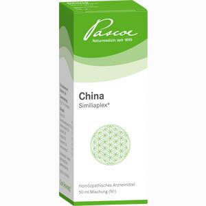 Abbildung von China Similiaplex Tropfen 50 ml