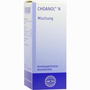 Abbildung von Choanol N Tropfen 50 ml