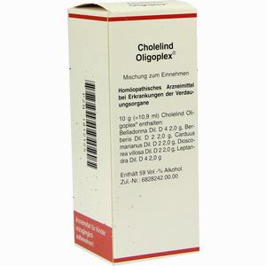 Abbildung von Cholelind Oligoplex Tropfen 50 ml