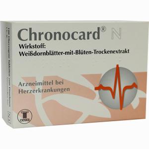 Abbildung von Chronocard N Dragees 100 Stück