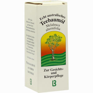 Abbildung von Chruetermaenn Teebaum Top 10 ml