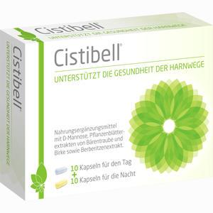 Abbildung von Cistibell Kapseln 2 x 10 Stück