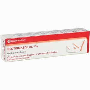 Abbildung von Clotrimazol Al 1% Creme 20 g