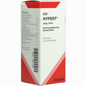 Abbildung von Co Hypert Spag Tropfen 100 ml