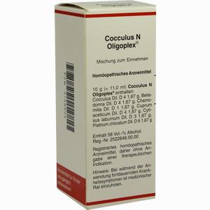 Abbildung von Cocculus N Oligoplex Liquidum 50 ml