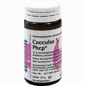 Abbildung von Cocculus S Phcp Globuli  20 g