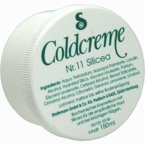 Abbildung von Coldcreme Nr. 11 Silicea  150 ml