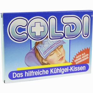 Abbildung von Coldi Kühlgel- Kissen 10x16 1 Stück