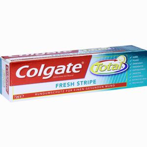 Abbildung von Colgate Total Fresh Stripe Zahncreme  75 ml