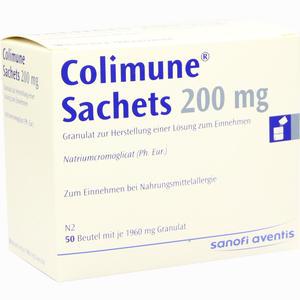 Abbildung von Colimune S 200 Pulver 50 Stück